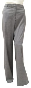 Akris Punto Grey Bottom Flare Flare Pants