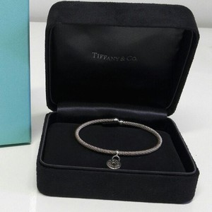 Tiffany & Co. Tiffany & Co 'Return to Tiffany' Flexible Mesh Cuff Bangle Bracelet