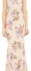 Blush with Floral Maxi Dress by Joseph