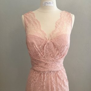 Amsale Blush Dress