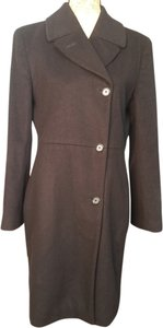 Ann Taylor Wool/Cashmere Pea Coat