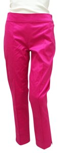 Ralph Lauren Straight Style 12t72ge Boot Cut Pants Pink