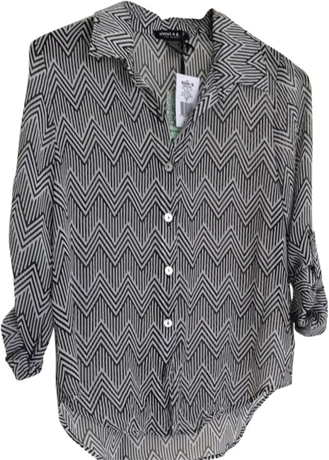 Preload https://item2.tradesy.com/images/about-a-girl-button-down-shirt-1951346-0-0.jpg?width=400&height=650