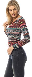 Hippie Winter Boho Sweater
