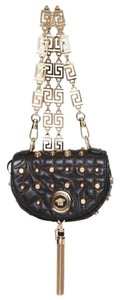 Versace Baroque Black Clutch