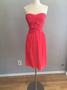 Donna Morgan Coral Dress