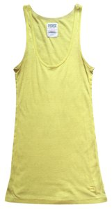 Victoria's Secret Racer-back Top Yellow