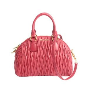 Miu Miu Satchel in pink