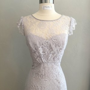 Amsale Dove Dress