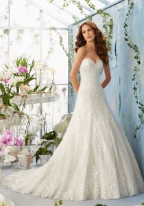 Mori Lee 5404 Wedding Dress