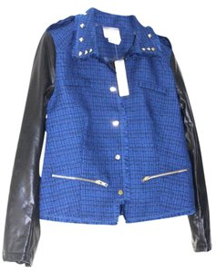 Romeo & Juliet Couture Jacket 2016 Blue Blazer