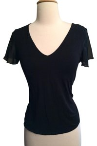 Noel Asmar Top Black