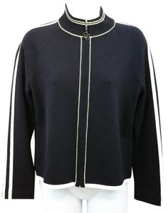 St. John Sport by Marie Gray St. Black Jacket