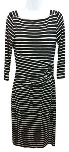 White House | Black Market short dress Striped on Tradesy