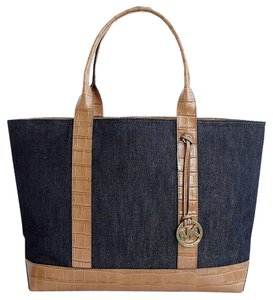 Michael Kors Tote in DENIM