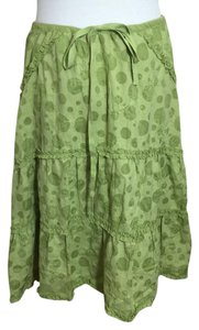 Studio M Skirt Green