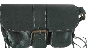 Roots Genuine Leather Baguette