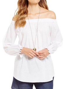 Gibson & Latimer Top White