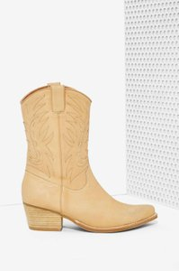 Jeffrey Campbell Cowboy Western Nasty Gal Boots