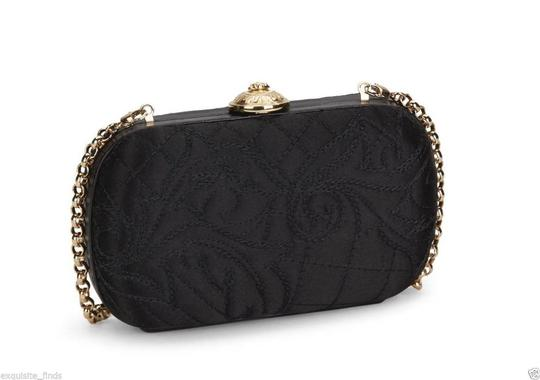 Versace Baroque Black Clutch Image 1