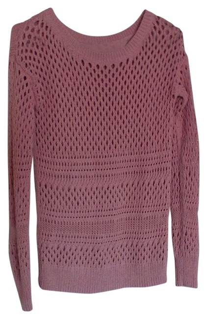 Preload https://img-static.tradesy.com/item/19515012/american-eagle-outfitters-pink-sweaterpullover-size-petite-6-s-0-1-650-650.jpg