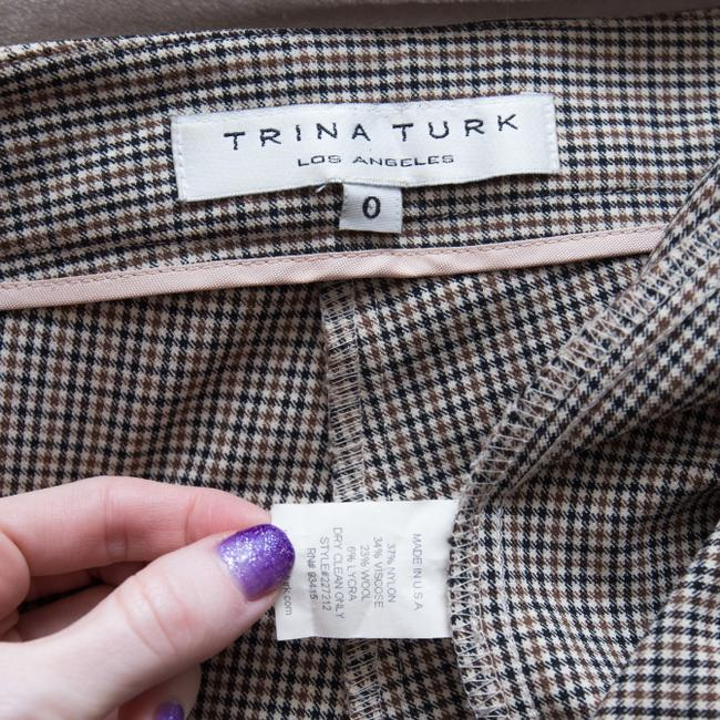 Trina Turk Project Nylon Blend Plaid 31