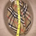 Burberry Burberry Made in England Men's/Women's Hat Fedora Khaki Size 7 Image 10