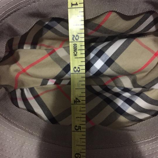Burberry Burberry Made in England Men's/Women's Hat Fedora Khaki Size 7 Image 11