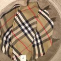 Burberry Burberry Made in England Men's/Women's Hat Fedora Khaki Size 7 Image 3