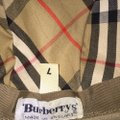 Burberry Burberry Made in England Men's/Women's Hat Fedora Khaki Size 7 Image 4