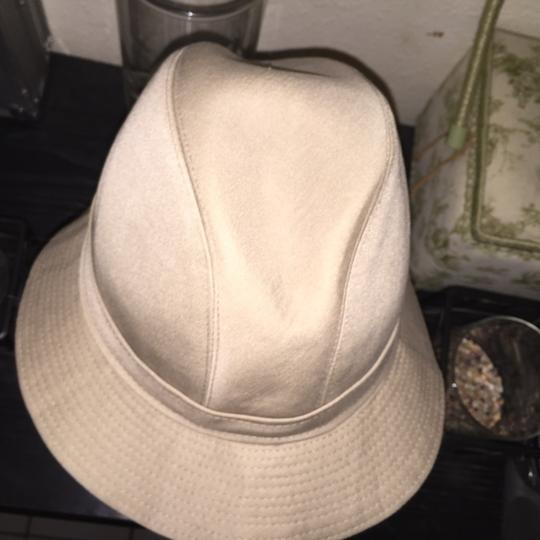 Burberry Burberry Made in England Men's/Women's Hat Fedora Khaki Size 7 Image 5