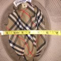 Burberry Burberry Made in England Men's/Women's Hat Fedora Khaki Size 7 Image 9