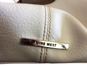 Nine West Satchel in Off-white