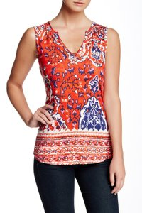 14th & Union Cami New With Tags Rayon Sleeveless 3315-1505 Top