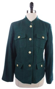 Chico's Emerald Green Blazer