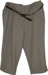 STUDIO 1940 Capris BROWN