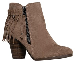 Breckelle's Closed-toe Gail26beige-8.5 Beige Boots