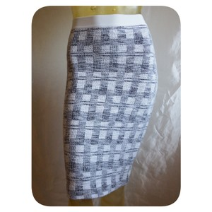 Vanilia Skirt Black & White
