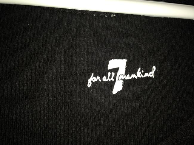7 For All Mankind Top Black