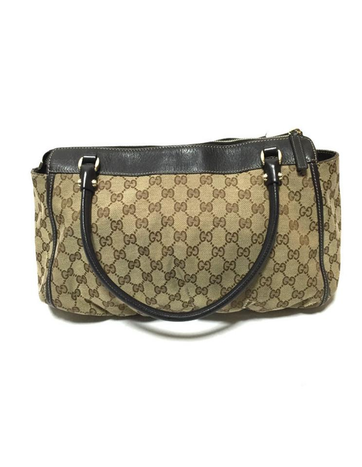 742e05650394 Gucci Serial Number: 189831-002122 Brown Shoulder Bag - Tradesy