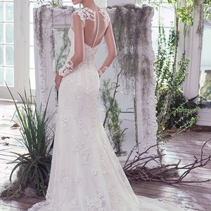 Maggie Sottero Rosaleigh Bodysuit Wedding Dress