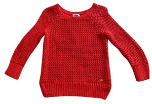 Juicy Couture Red Cute Sweater