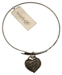 Brighton Always In My Heart Bangle Bracelet