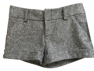 Alice + Olivia New Shorts Charcoal