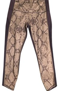 Lululemon LULULEMON Long snake skin pants