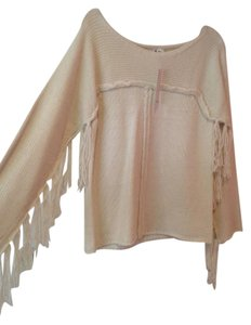 Others Follow Tassels Chunky Knit Sweater