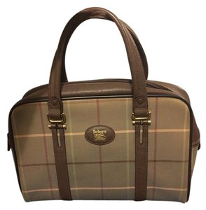 Burberry Boston Speedy Satchel
