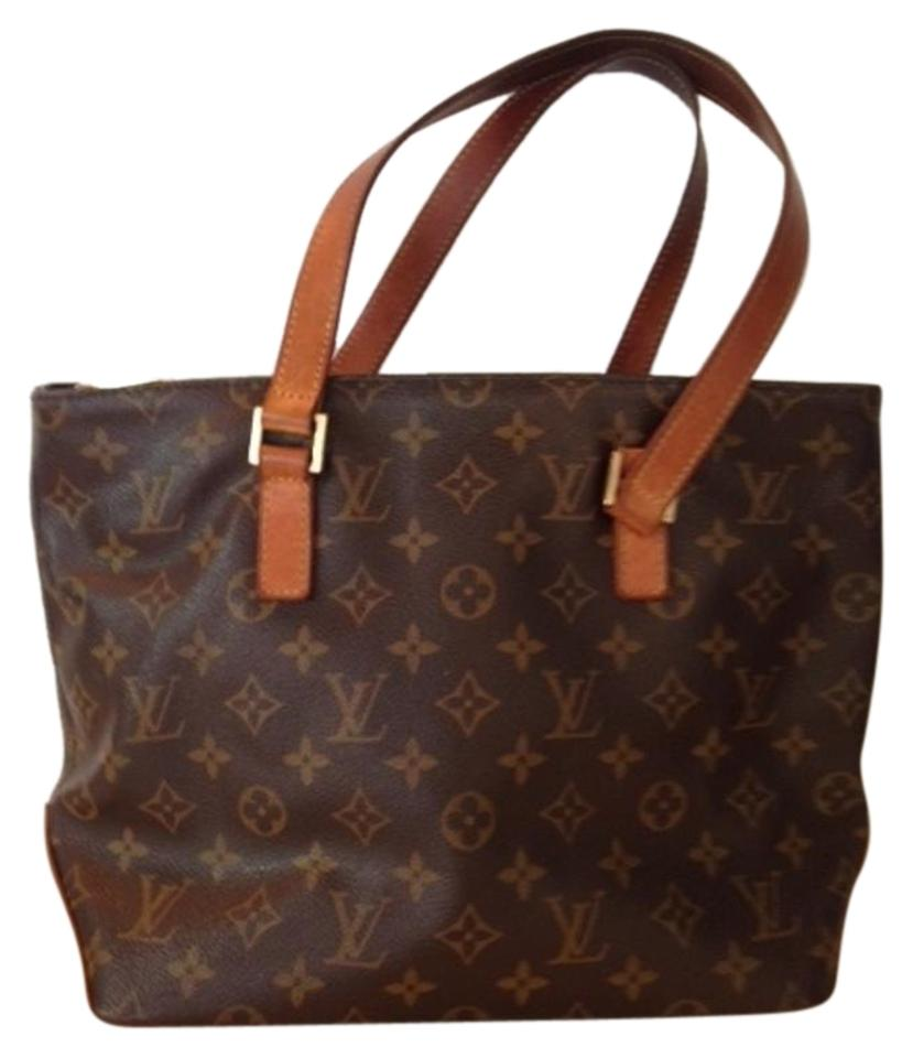 louis vuitton lv monogram leather shoulder bag tradesy. Black Bedroom Furniture Sets. Home Design Ideas