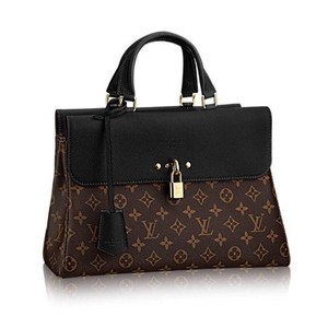 Louis Vuitton Satchel in Noir