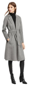 Vince Long Wool Trench Coat